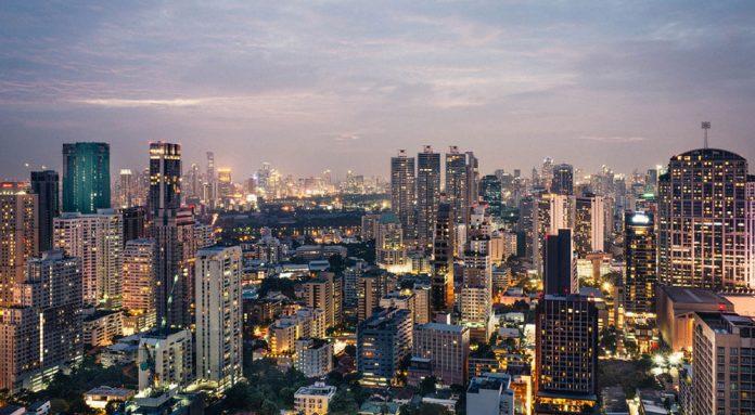 Nachtleben in Bangkok