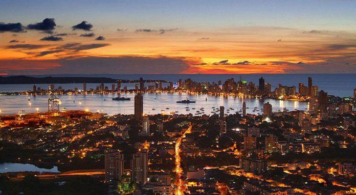 Nachtleben in Cartagena