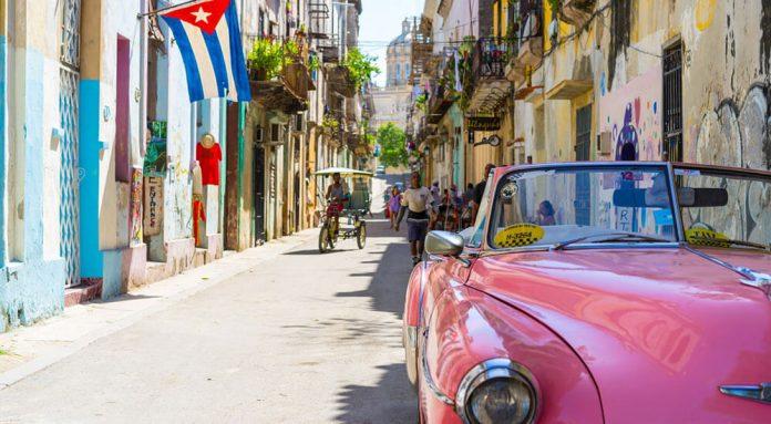 Nachtleben in Havanna