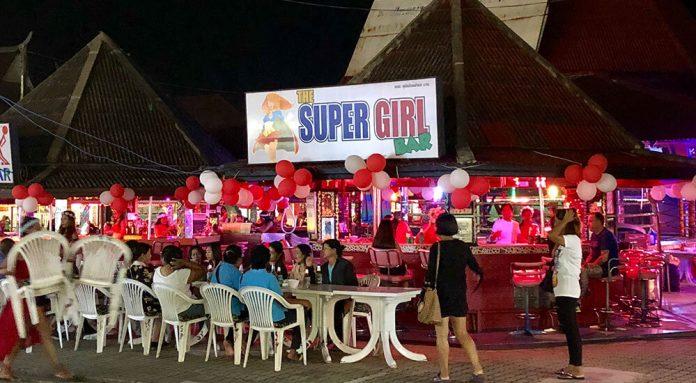 Nachtleben in Koh Samui