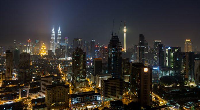 Nachtleben in Kuala Lumpur