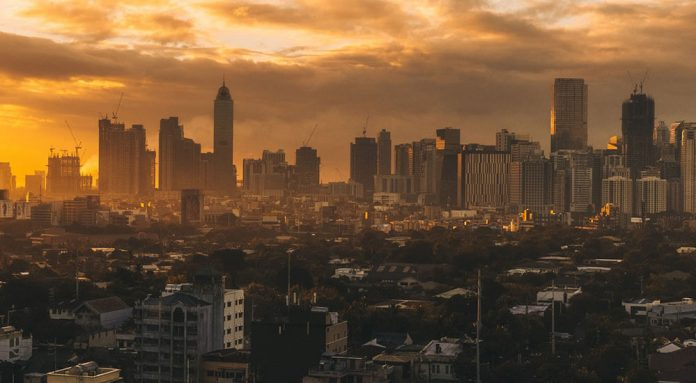 Nachtleben in Manila