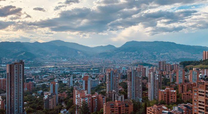 Nachtleben in Medellín