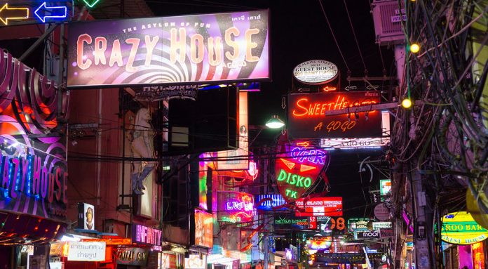 Nachtleben in Pattaya