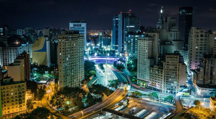 Nachtleben in Sao Paulo