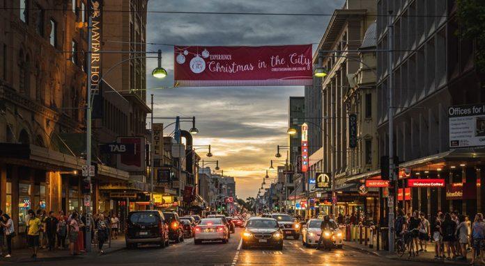 Nachtleben in Adelaide