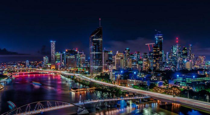 Nachtleben in Brisbane