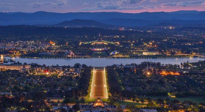 Nachtleben in Canberra