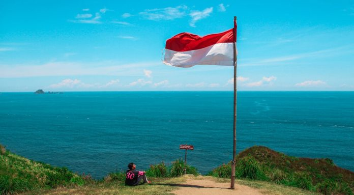 Nachtleben in Indonesien