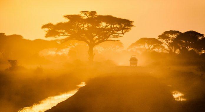 Nachtleben in Kenia