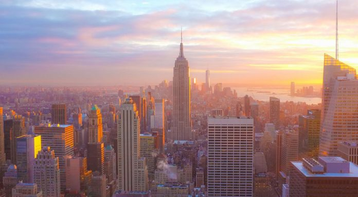 Nachtleben in New York City